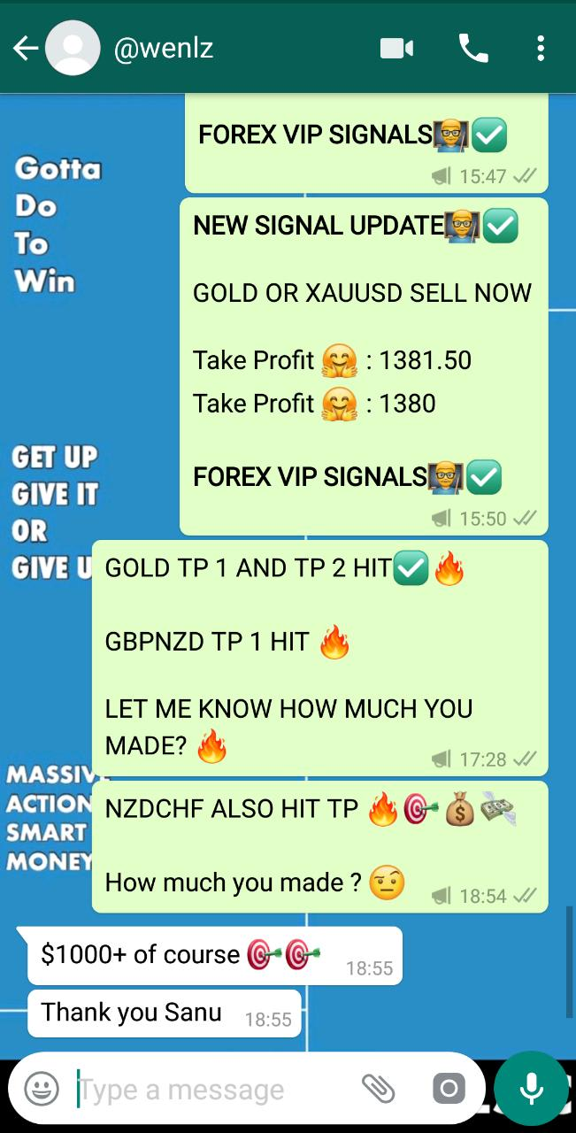 Forex photo text message