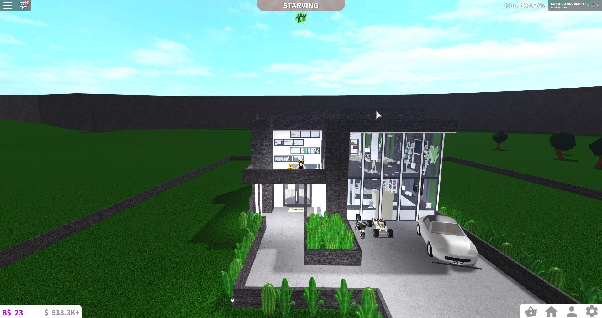 Build Anyone A House On Bloxburg By Kendra Buildz08