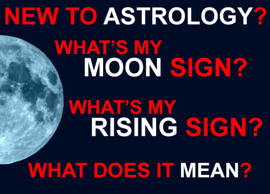 how to find your sun moon and rising signs