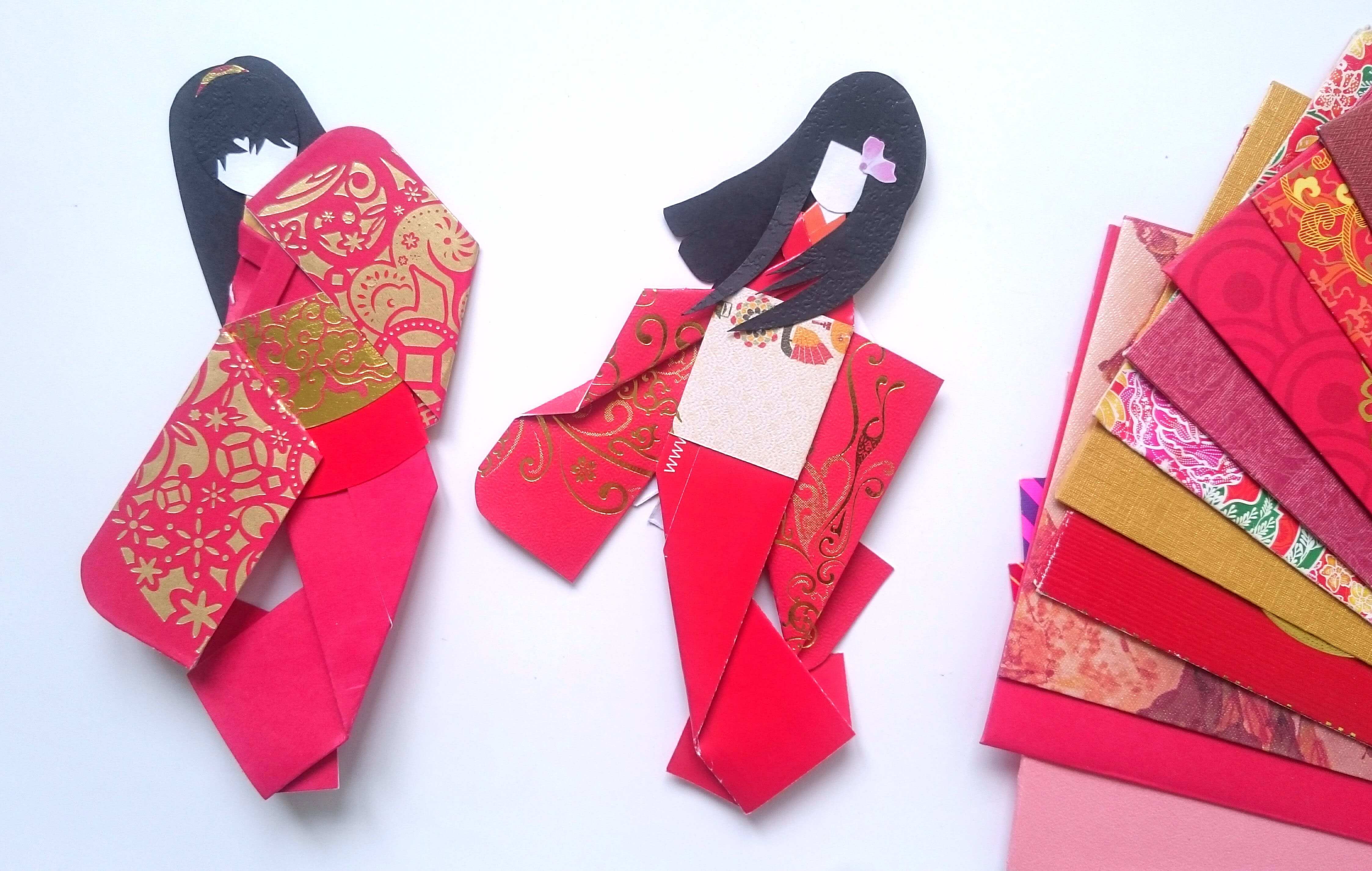 Craft workshop: Origami Bookmark - Esplanade | 2854x4493