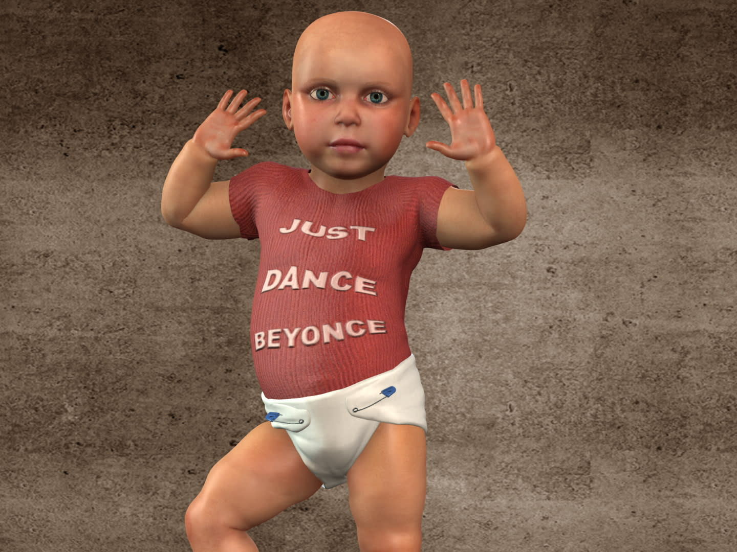 Add Your Text To The Dancing Baby Shirt And Make An Animated Gifs Or Video By Videoaedance