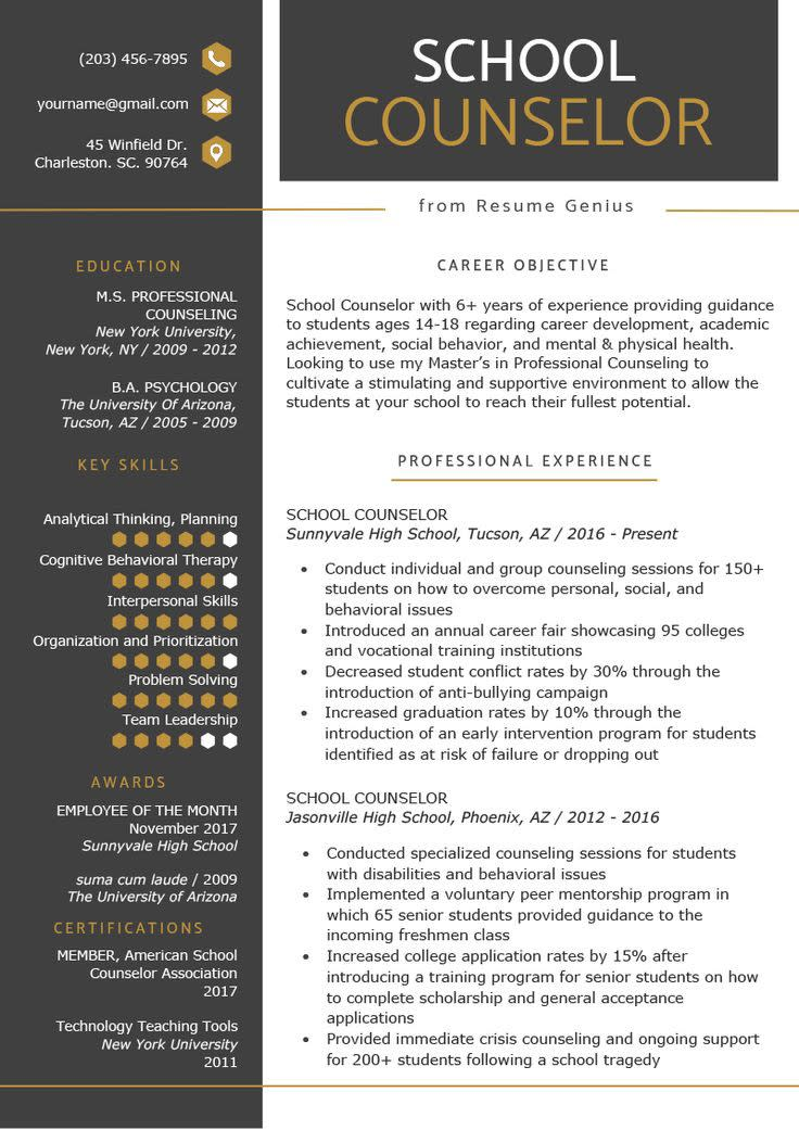 Create A Charming Resume And Cover Letter For Your Next Job