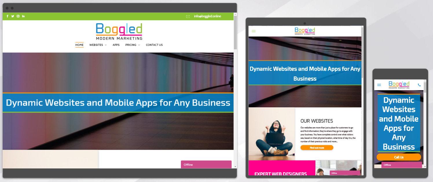Cms Website Design Duda By Cobychetwyn