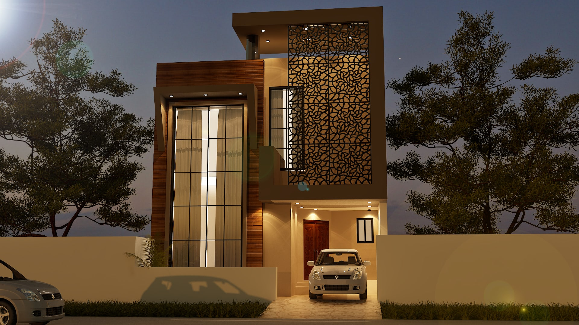 Commercial and residential building designs by Awais_1995