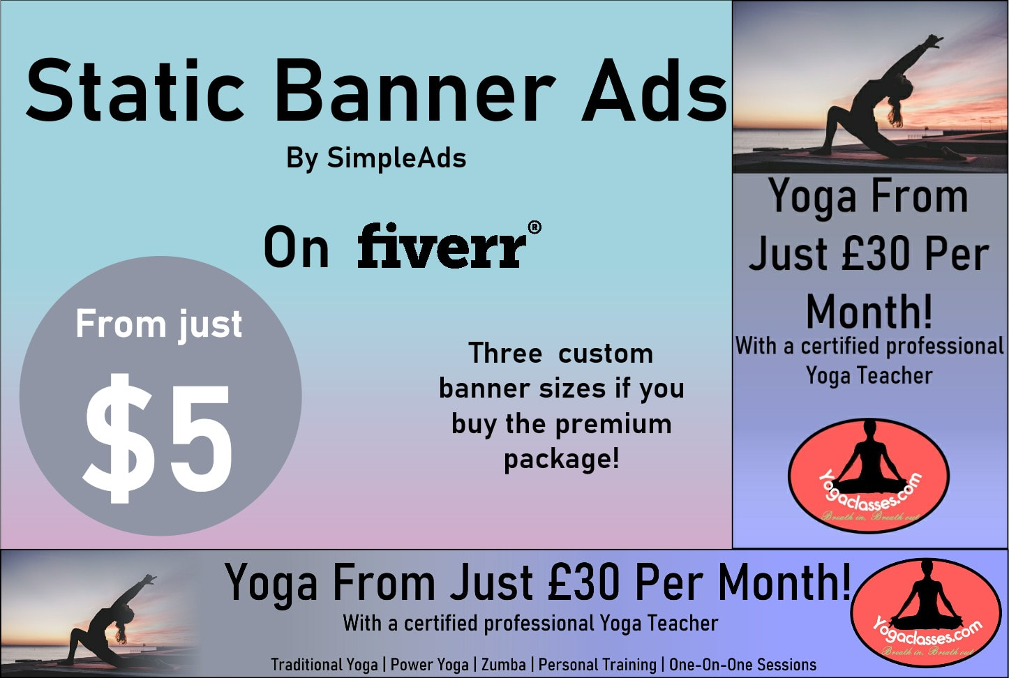 Make Simple Banner Ads For You By Simpleads