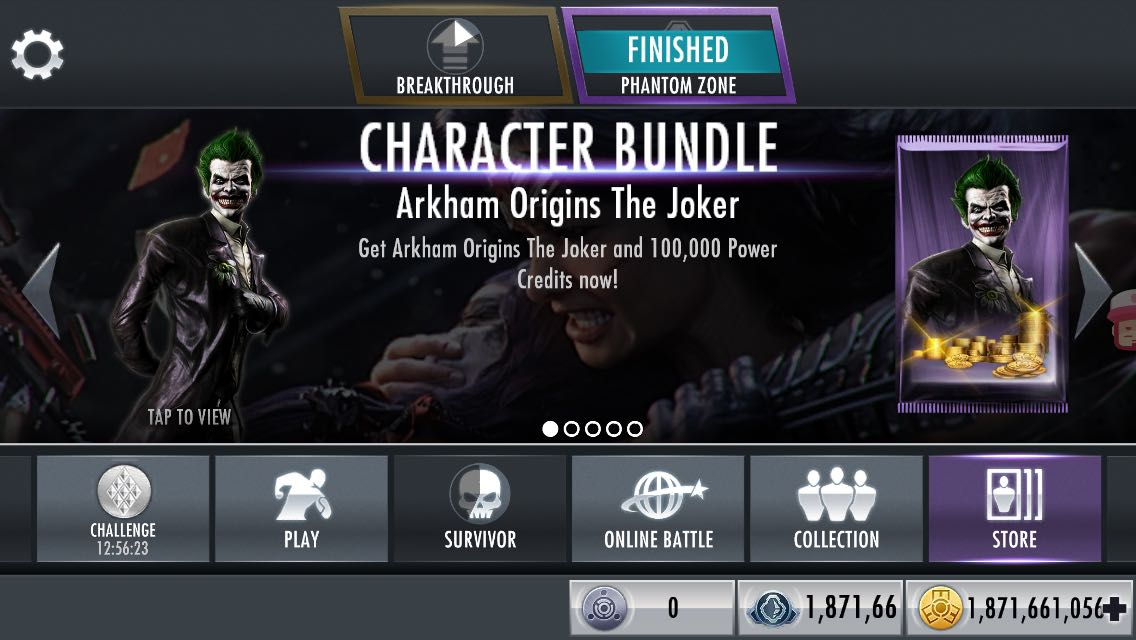 Create An Injustice Account With Credits And Nth By Tt1442