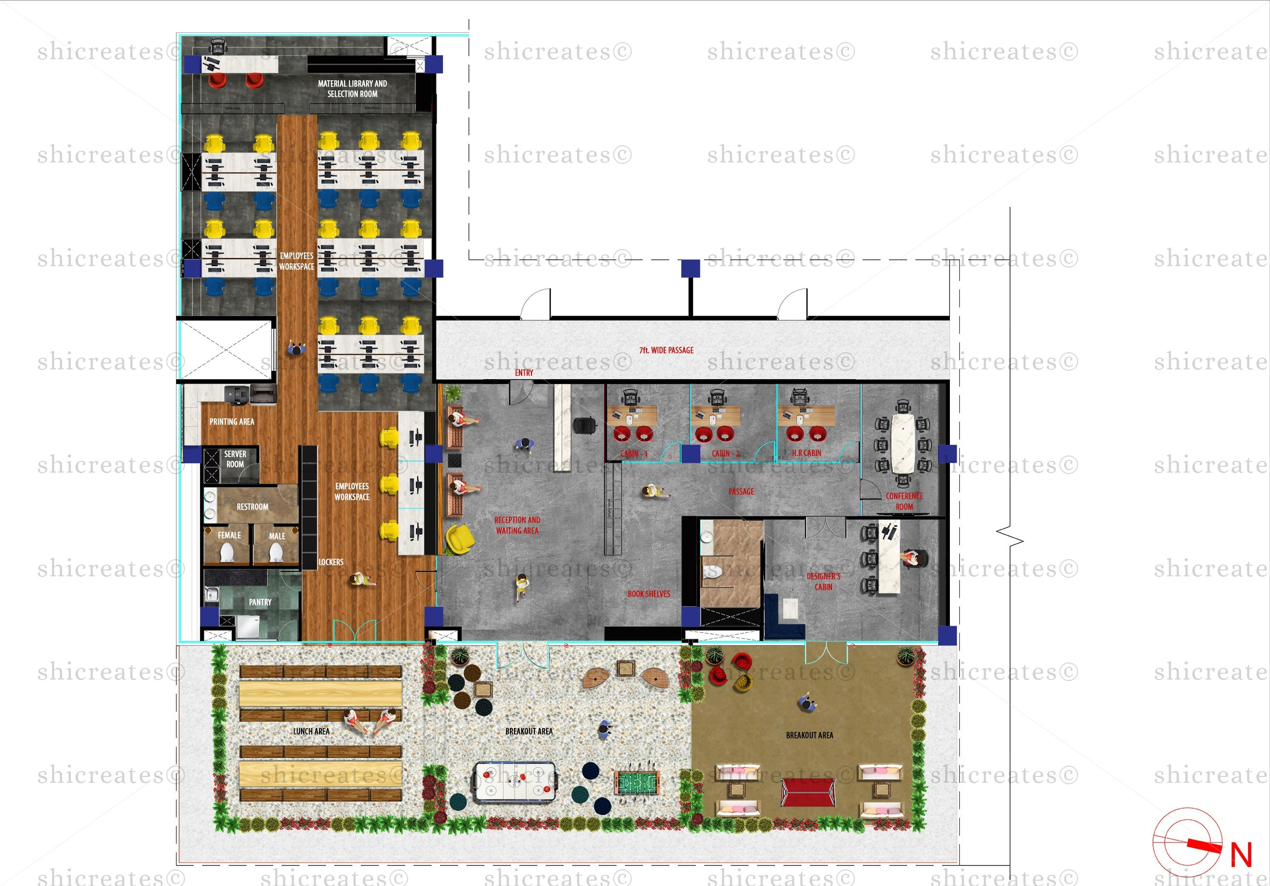 Be Making Floor Plans By Shicreates