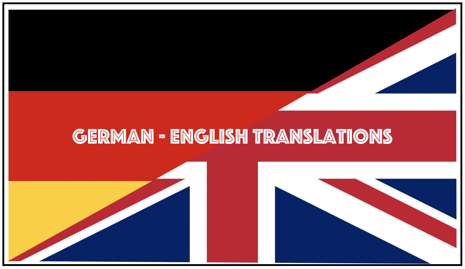 Provide a quick and flawless german to english translation by ...
