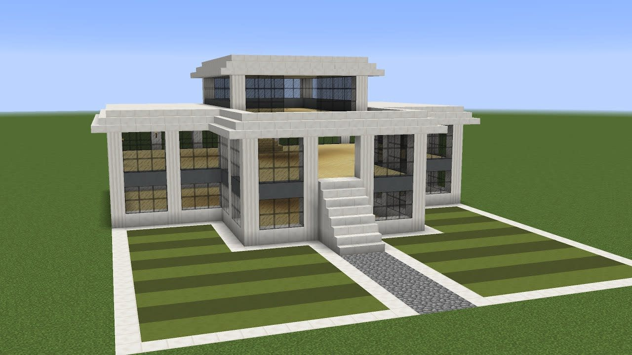 Minecraft House To 2 Day By Bfsczsk