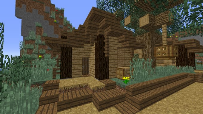 Build Best Minecraft House Cz By Krysonovakcz