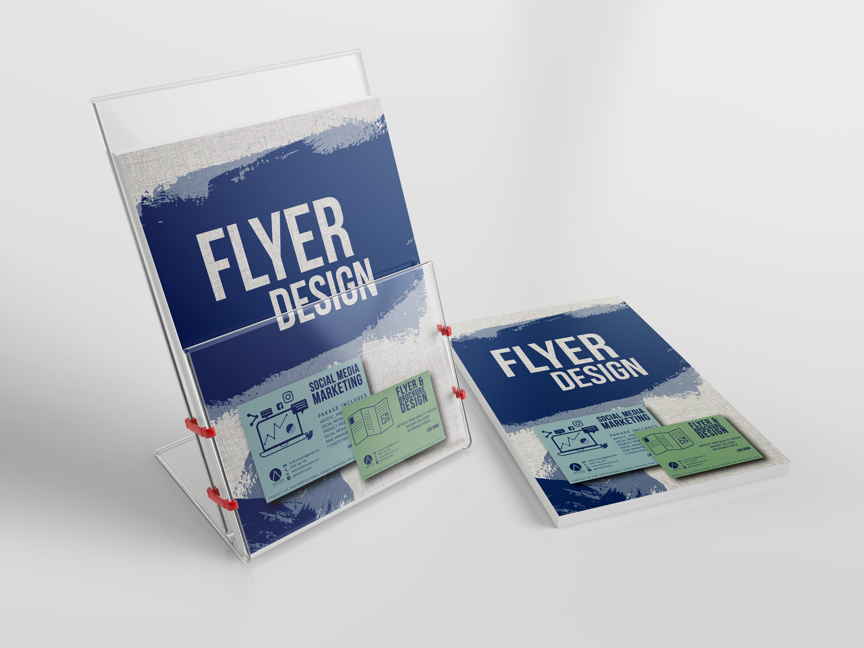 Design You A Minimalist Modern Flyer Social Media Post By Sophia De