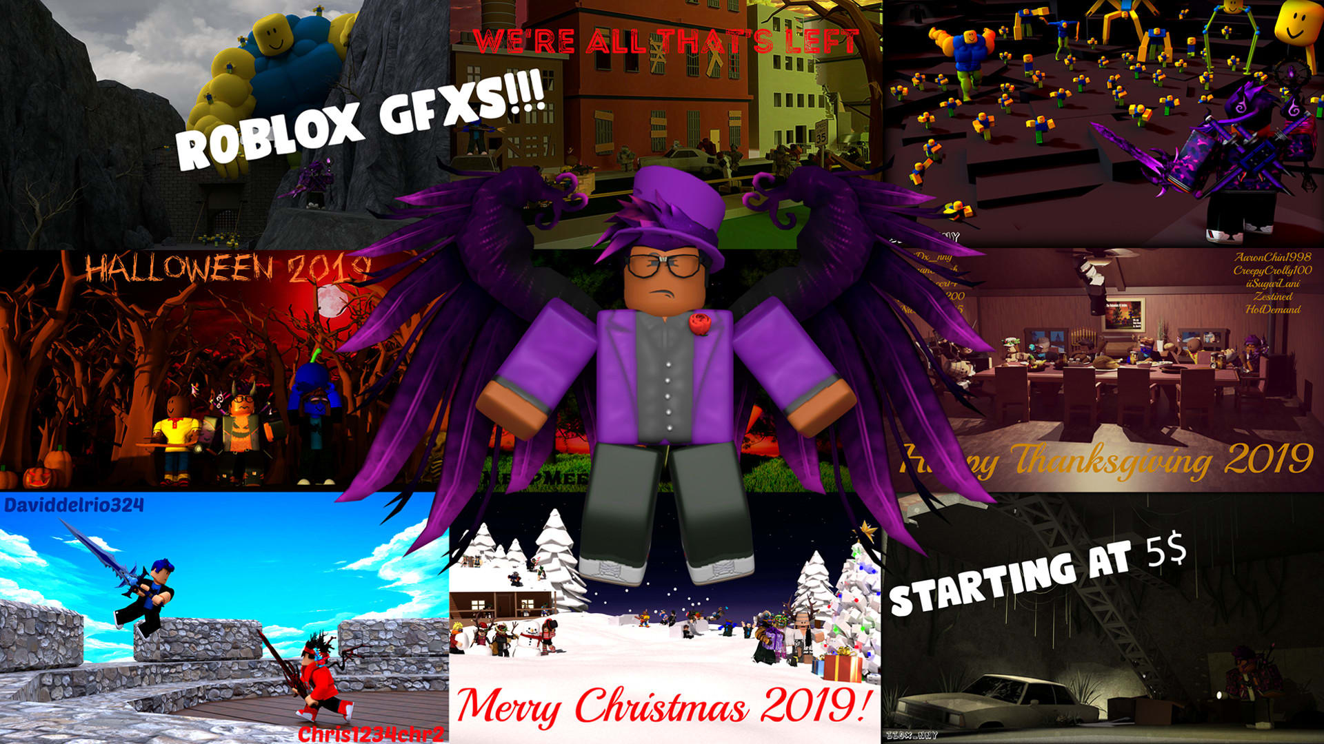Make A Roblox Gfx For You By Emptystar