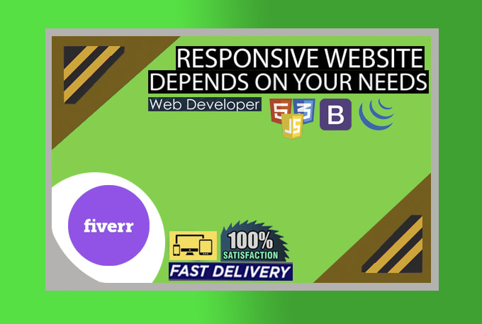 Create Responsive Front End Web Development And Designs By M Usama Amin22