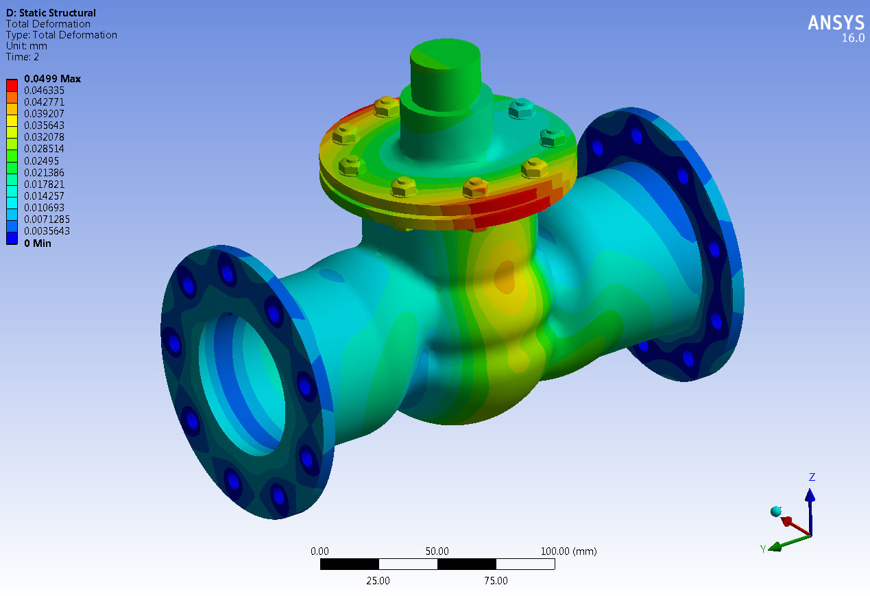 Design 3d Models And Simulation On Solidworks Creo Ansys Autocad By Ali Abbask