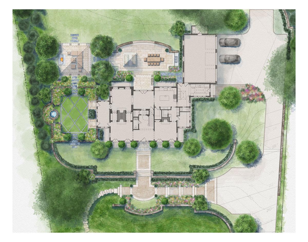 Design Site Plan And Landscape Plan By Niazmorshed12 Fiverr
