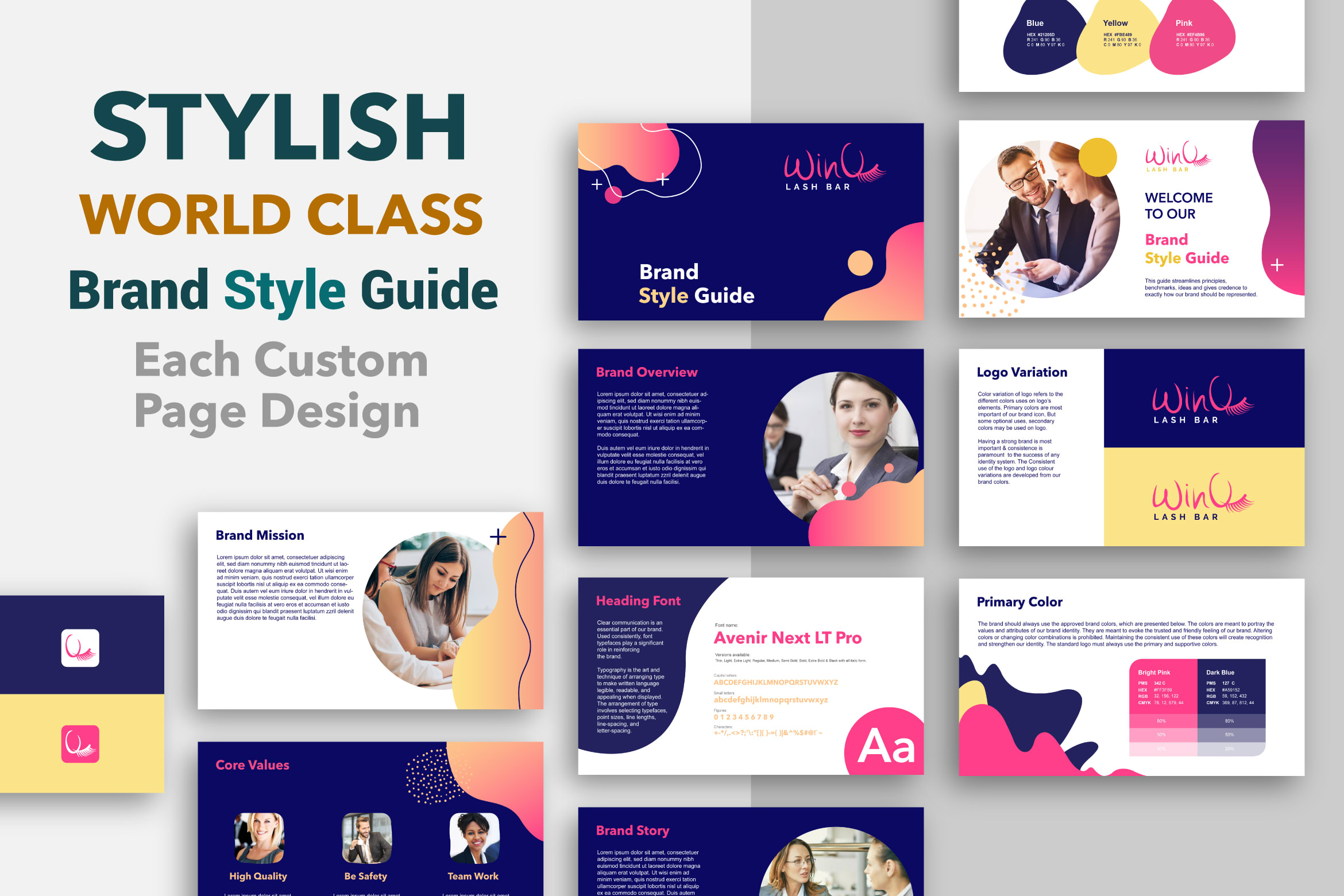 Best 5 Brand Style Guides Services on Fiverr