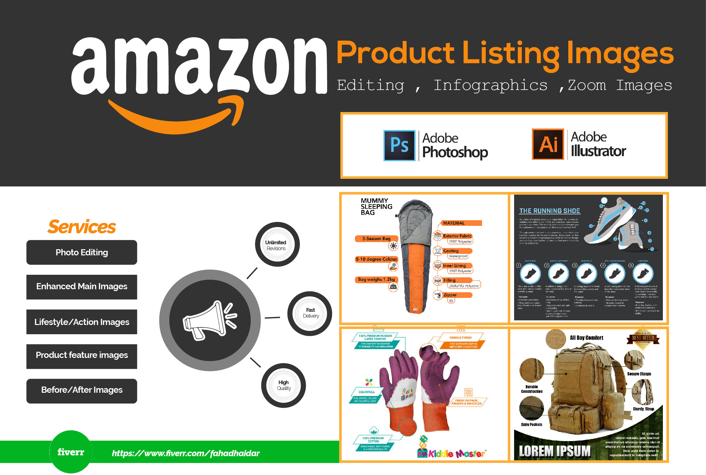 how to edit fba listing at amazon