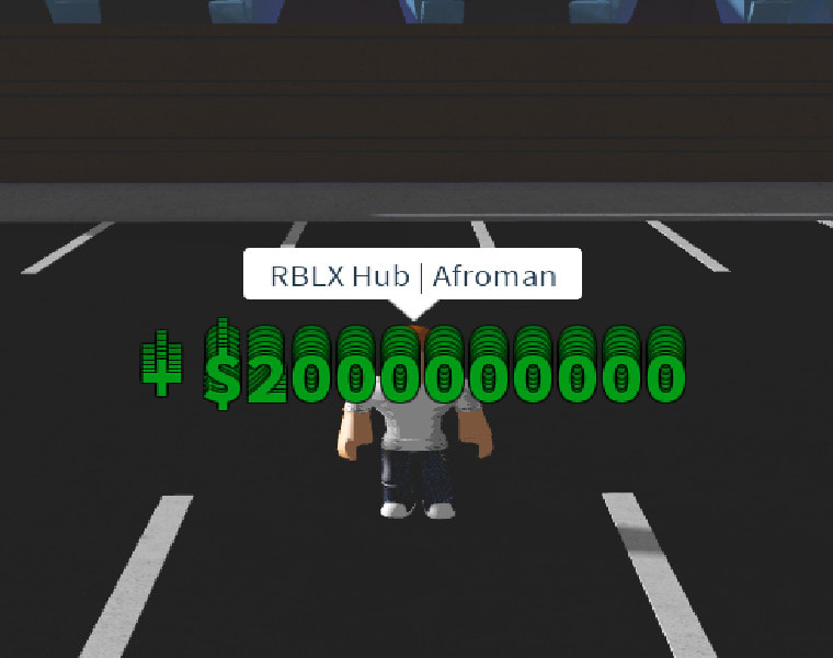 Give You As Much Money As You Want In Rocitizens By Afromann