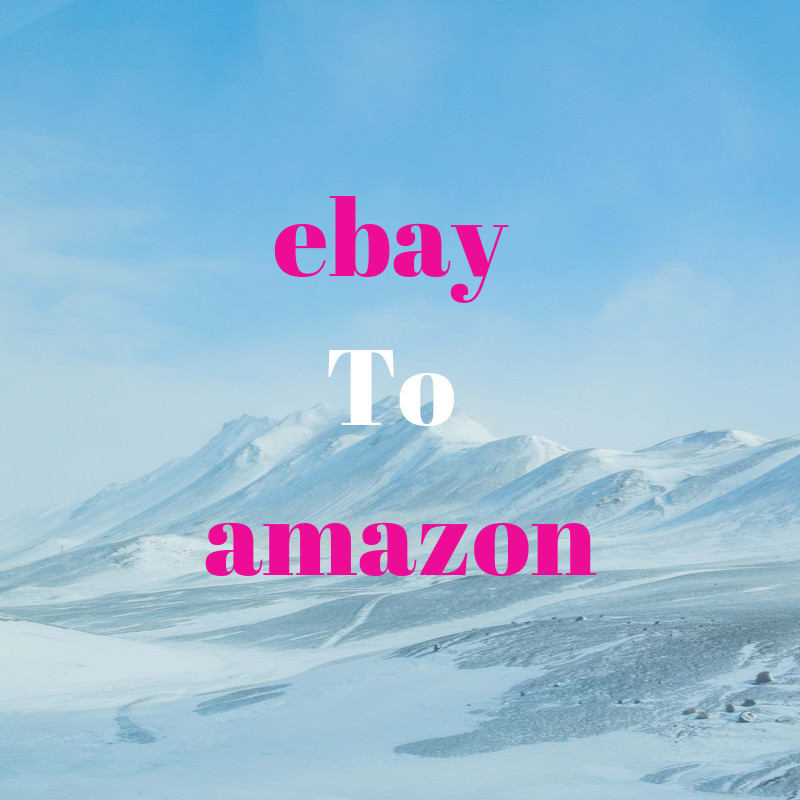 Research Ebay To Amazon Top Selling Products By Aneela54