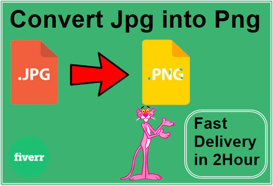 Convert Jpg To Png Or Transparent Background Quickly By Talhamasood459