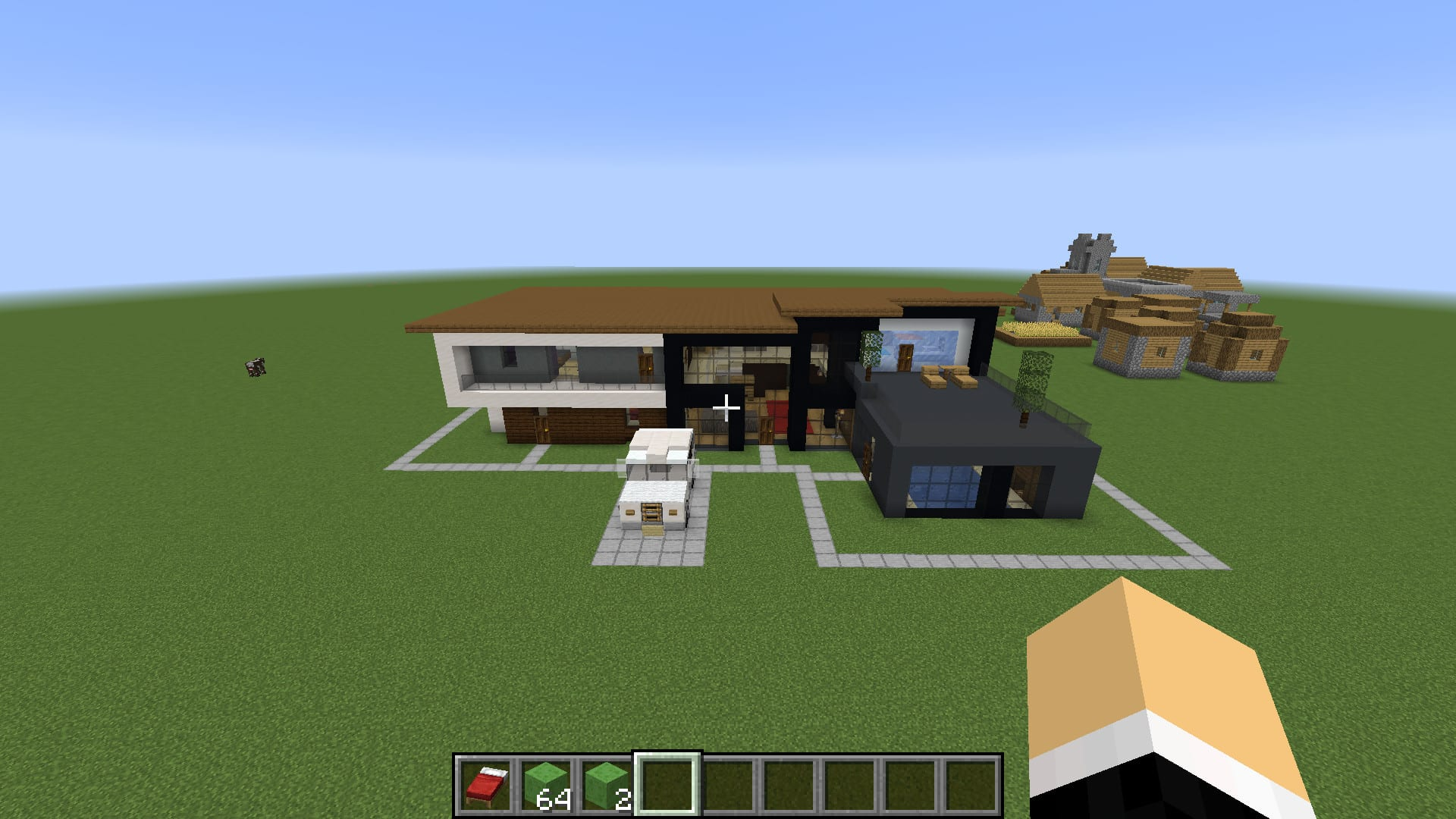Build You A Beautiful Minecraft House By Mike1244