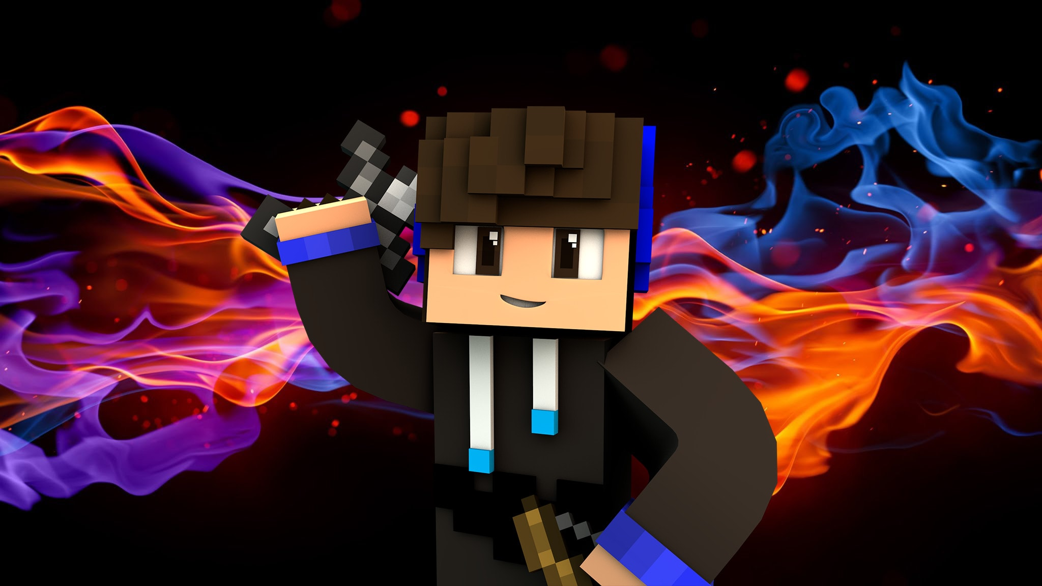 Going To Design A 3d Minecraft Skin For You By Flylikekarim333