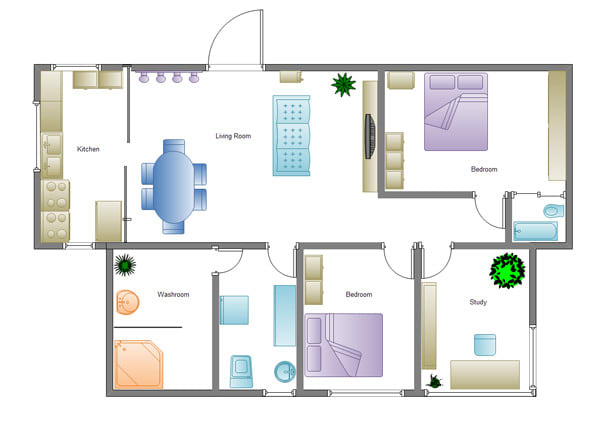 Do Architectural Home Plan In Very Short Time By Brij1310