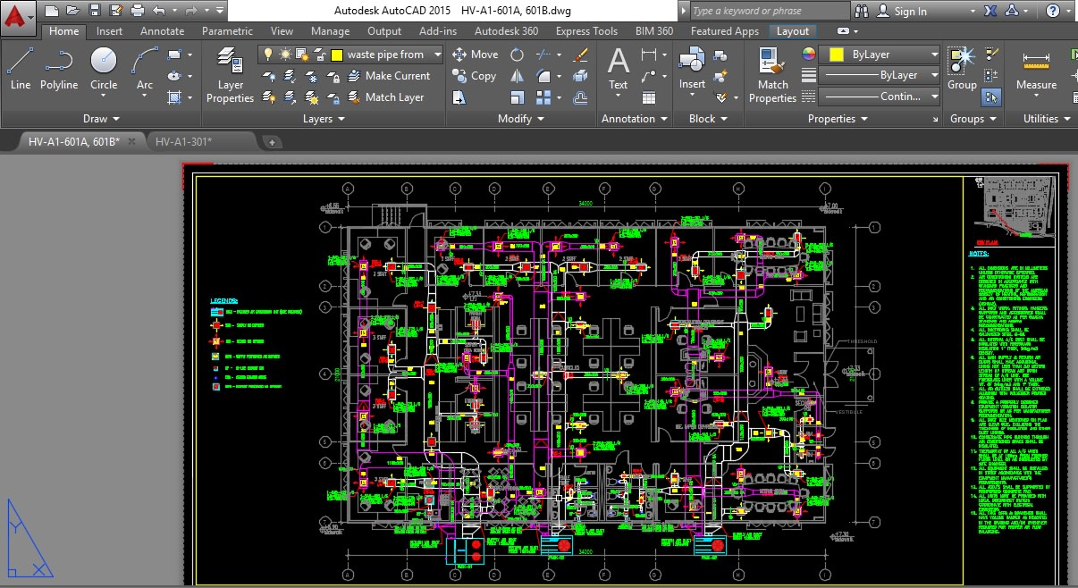 Do Your Hvac Design With Cad Design By Abrarmepdesign