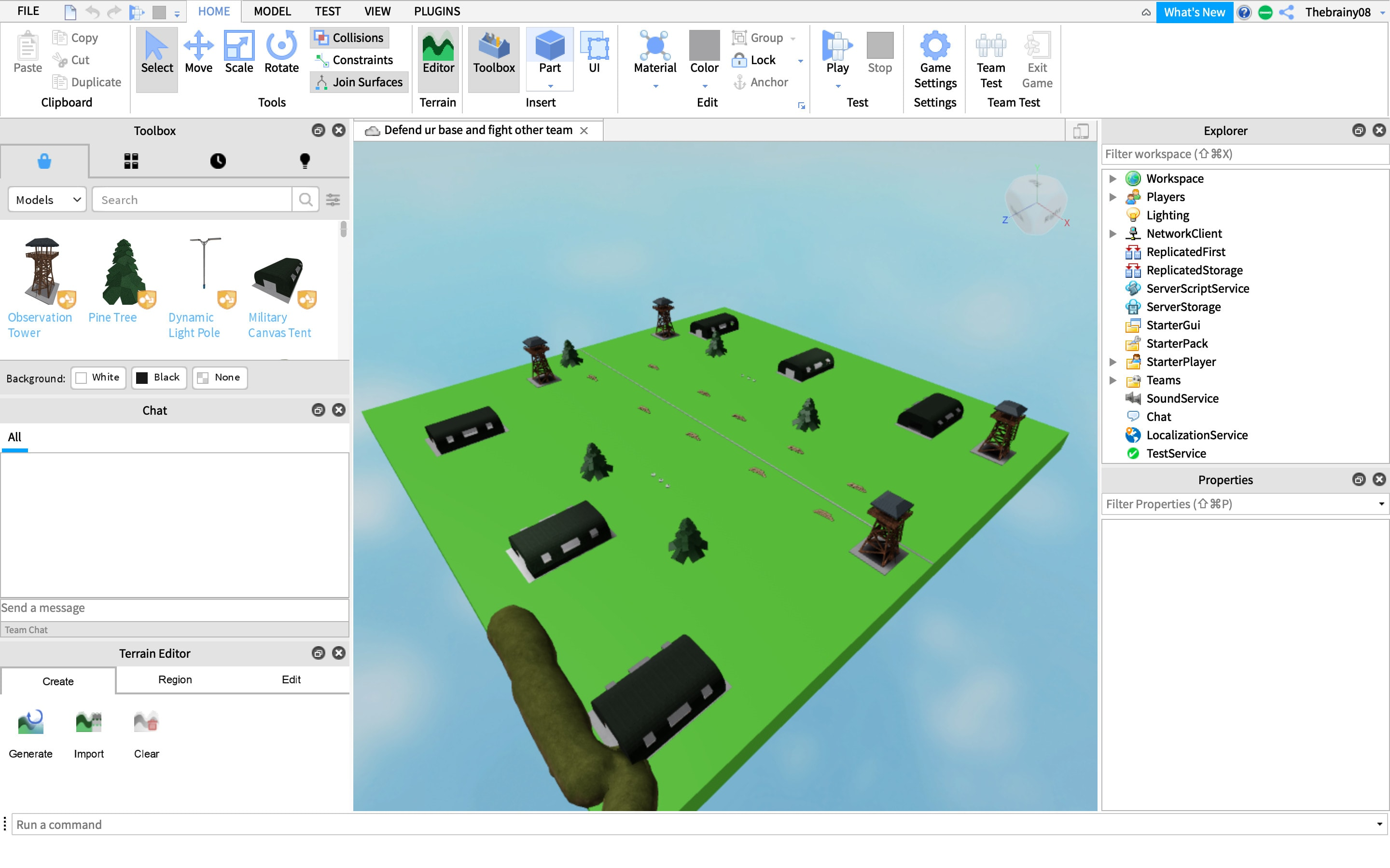 How To Create A Game In Roblox Studio لم يسبق له مثيل الصور