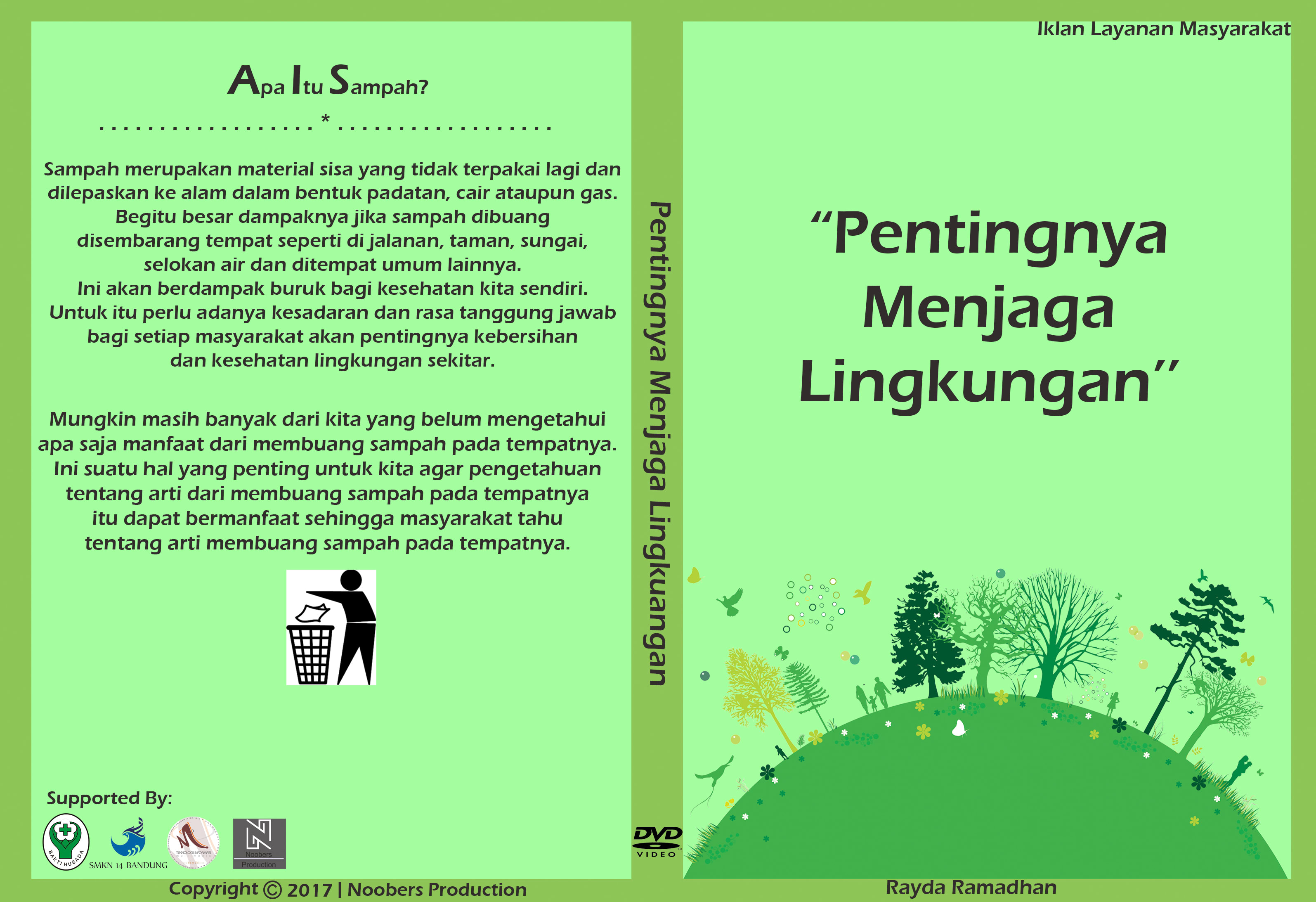 Create Book Cover For You By Raydaramadhan