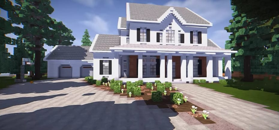 Build You A Very Nice Minecraft House By Yungda1n