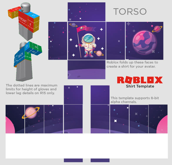 Design Roblox Clothing For You By Tzbrand