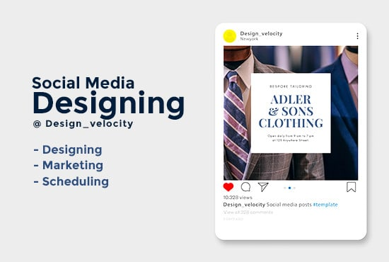Design Social Media Content By Design Velocity