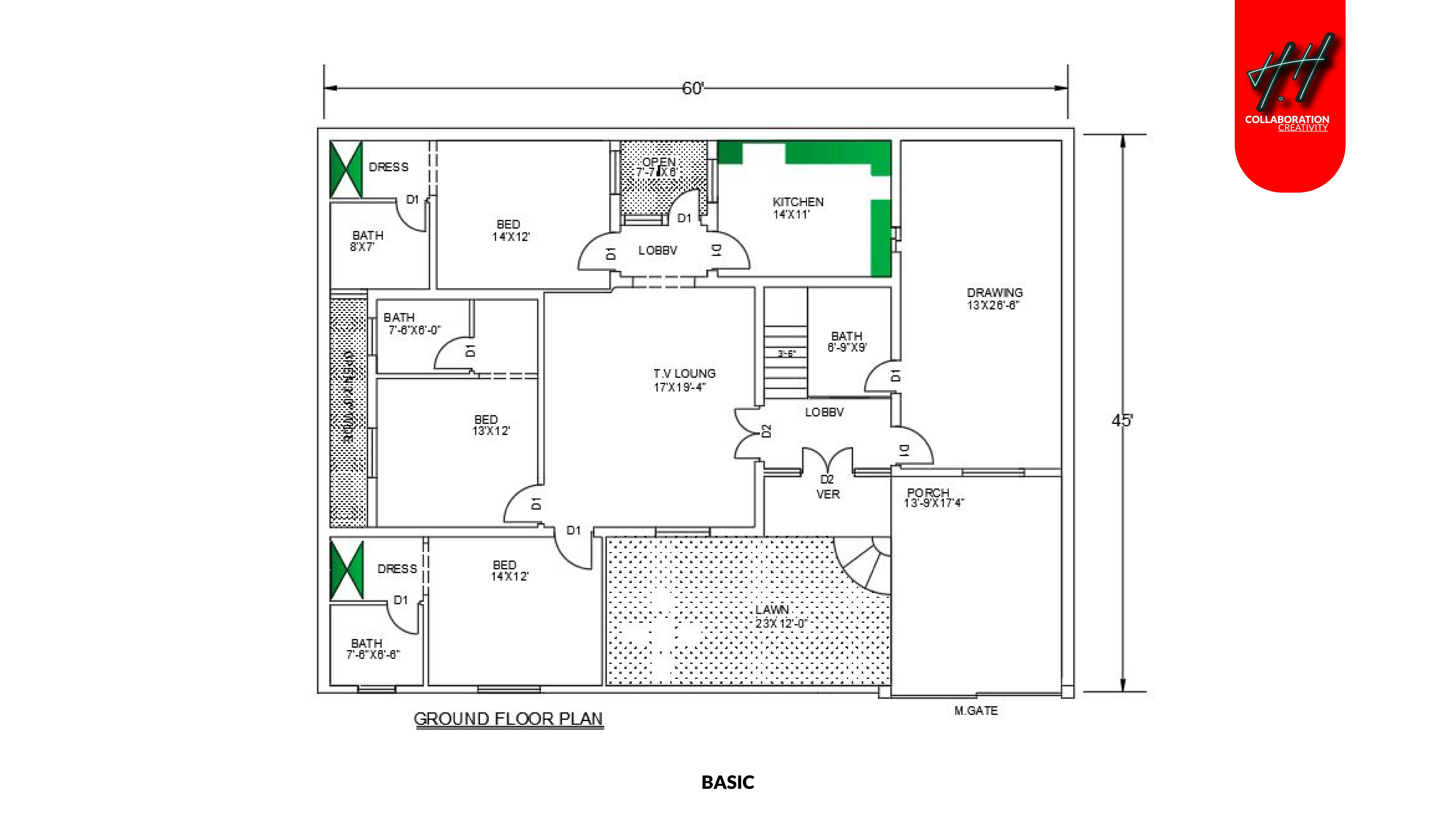 Create Professional Layout Plans Design In Autocad By Collaborationcr