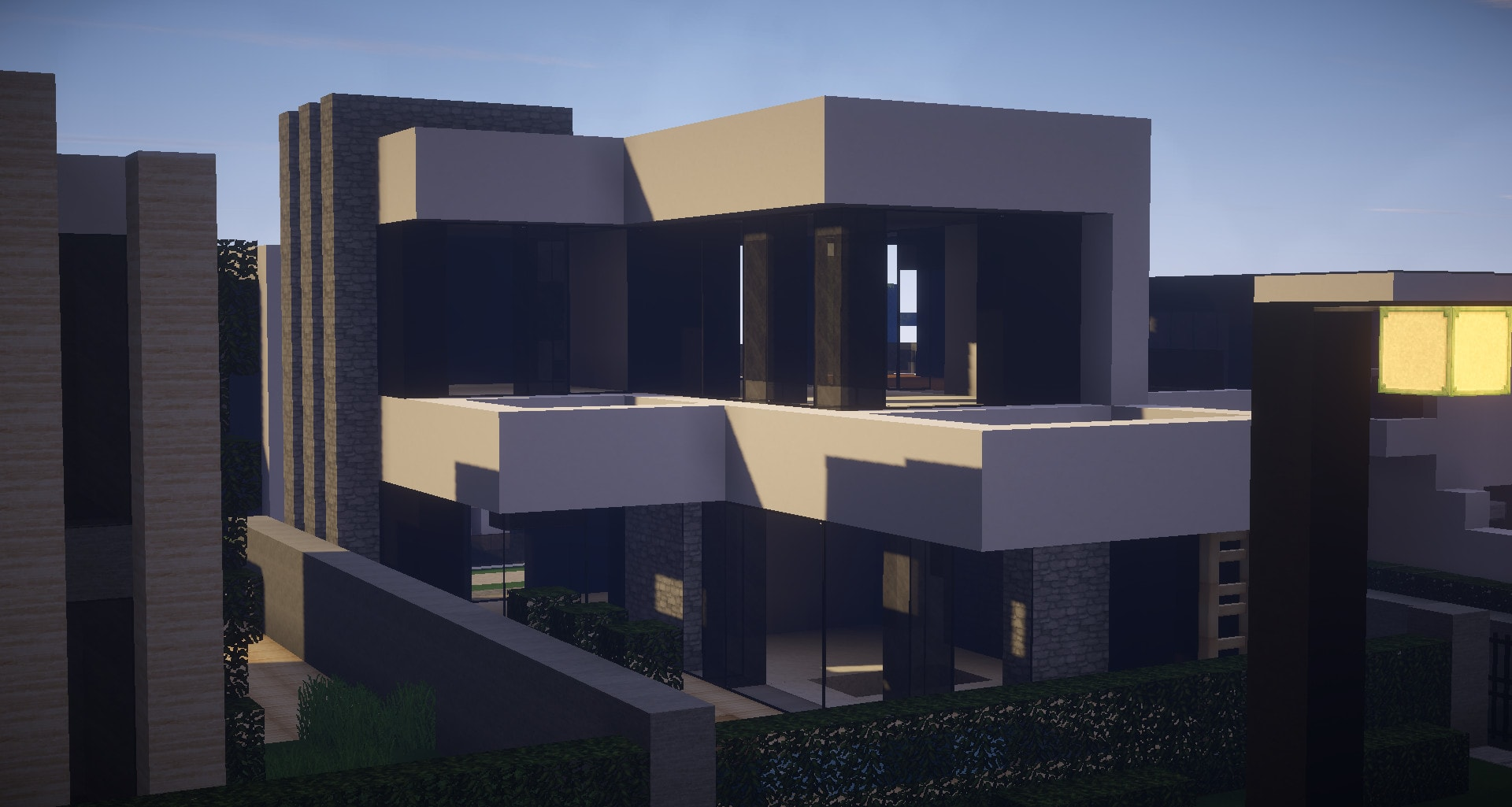 baumkuchen11 : I will build a modern, unique, realistic minecraft house  for you for $11 on fiverr.com