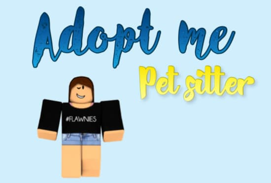 Age Up Your Pets In Adopt Me Roblox By Shaydiamond