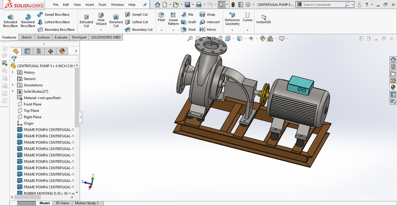 3d Modeling Designing And Stl Files By Solidworks And Autocad By Amirsohailvirk