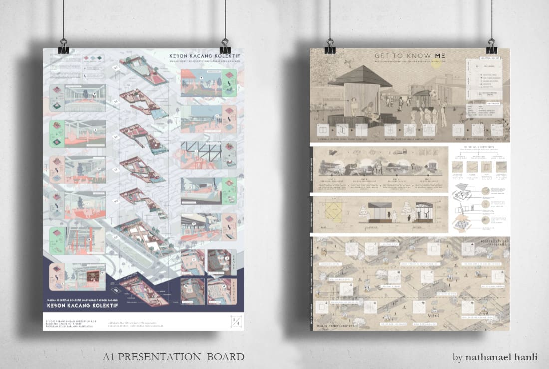 Design Diagram And Layout For Your Architecture And Interior Presentation Board By Nathanhanli