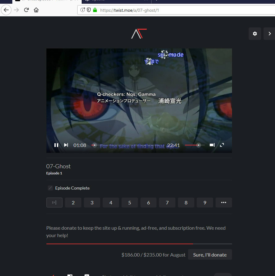 Watch Anime With You By Tokyokun We finally received our new servers and we're setting them up now. fiverr
