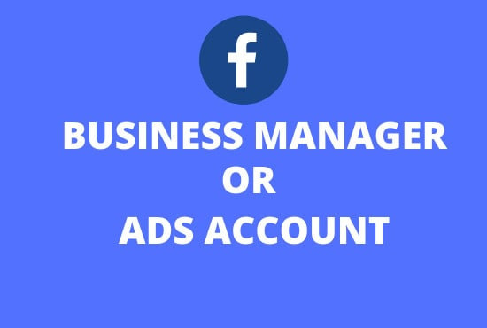 Create Facebook Business Manager Account Or Ads Account By Shahrukhpro5
