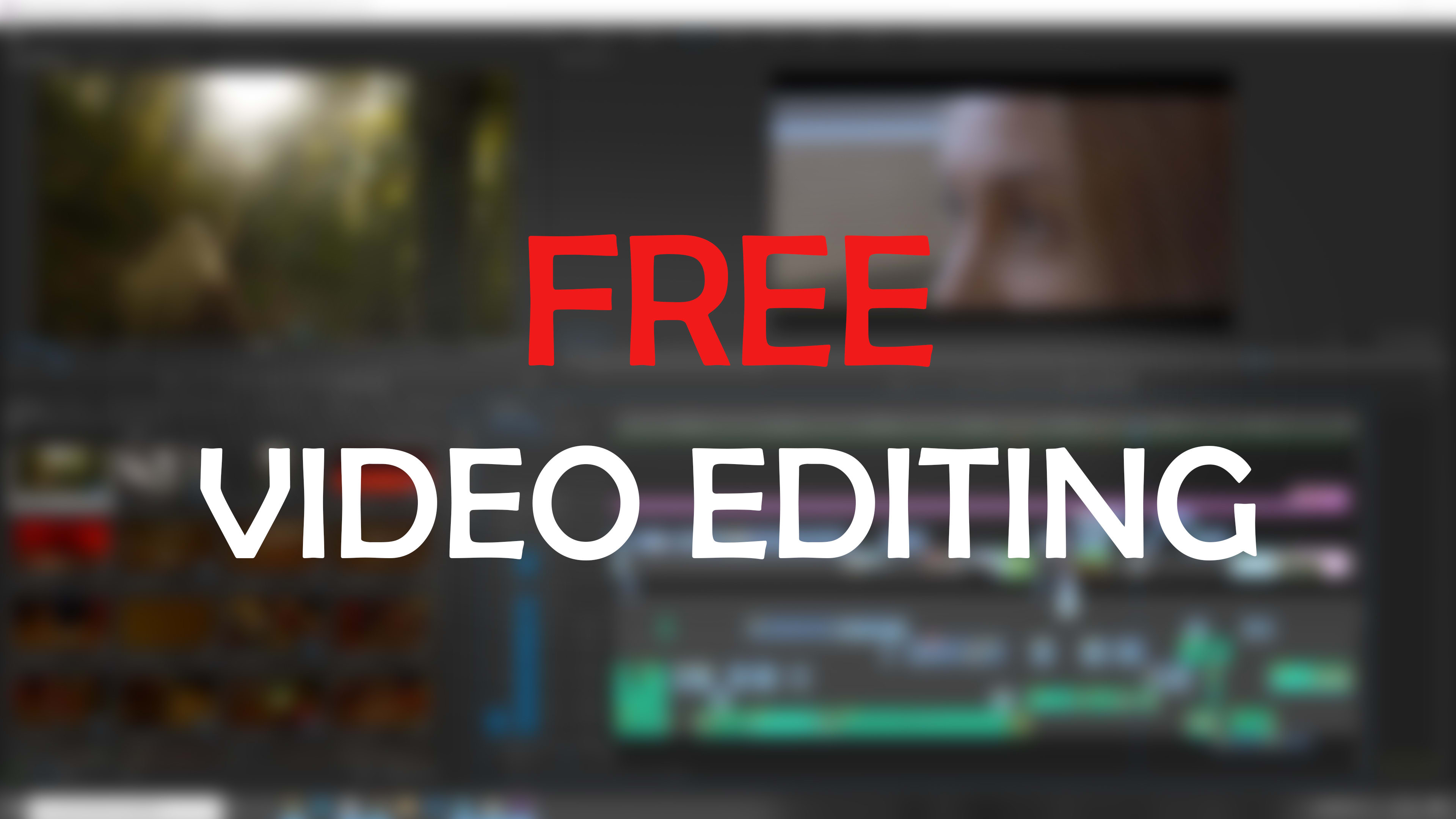 i will edit your videos for free