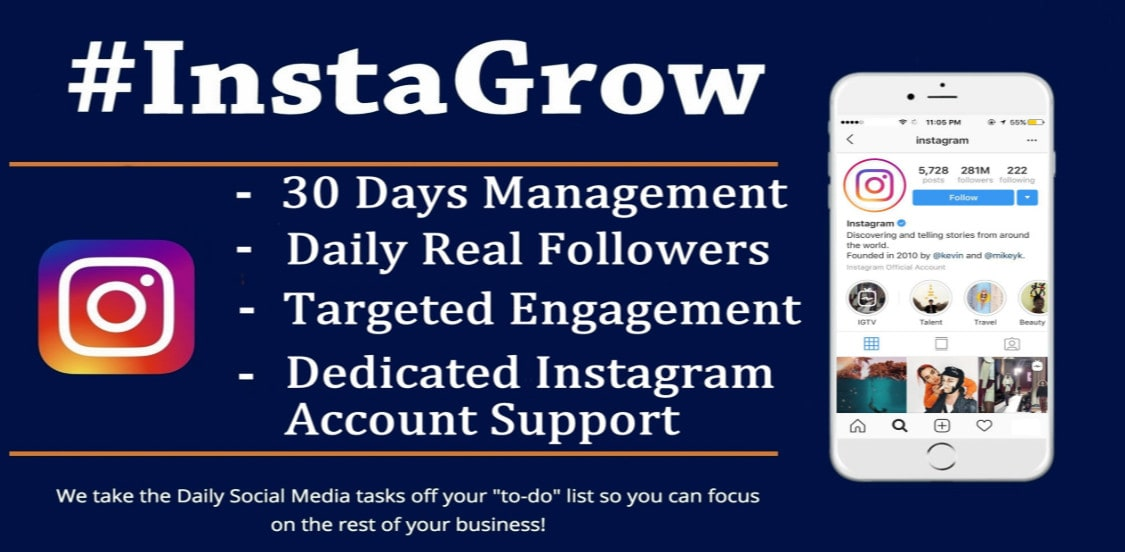 Do Instagram Promotion For Your Profile Or Business By Rohitghadi287