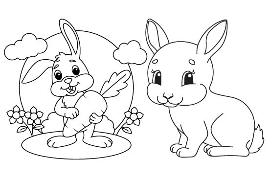Create Coloring Pages For Kids Coloring Book Kdp Low Content By Ahmed_bech