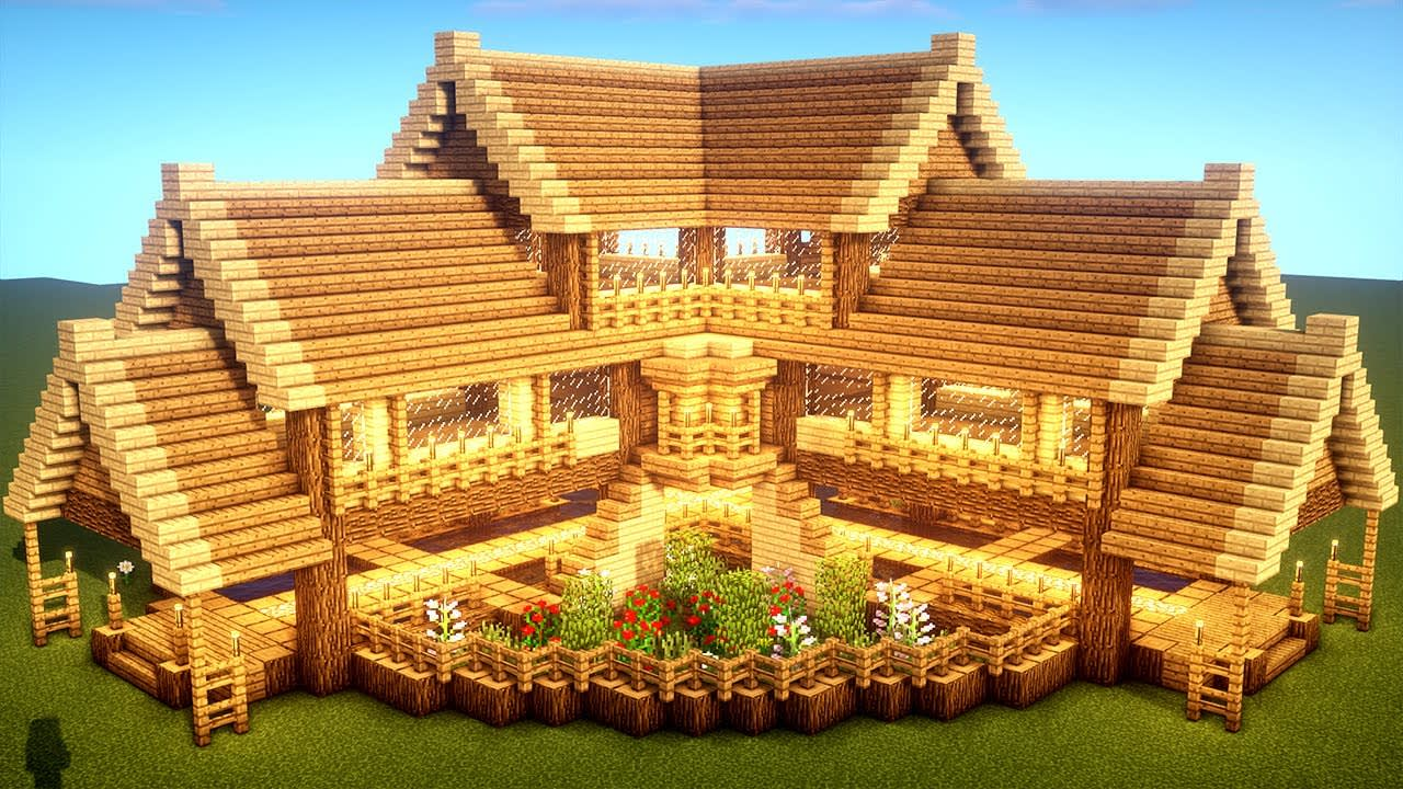 Build A Nice House In Minecraft For You I Will Also Give You Relationship Advice By Polarname
