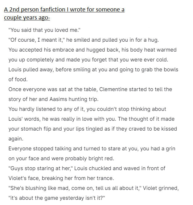write a short story for me