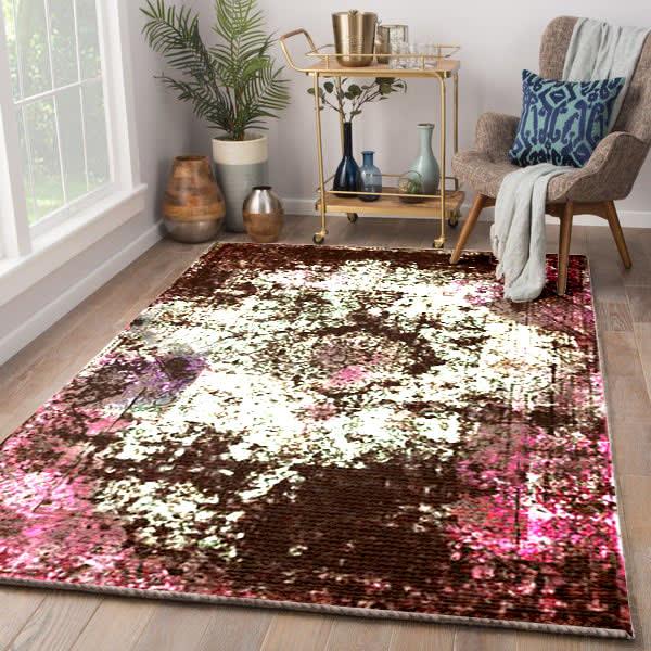 Make A Modern Carpet Rug Design Looks, Modern Carpet Design For Living Room