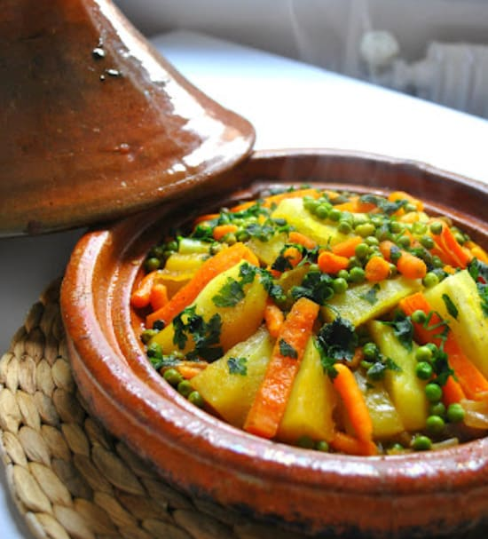 How To Cook A Traditional Moroccan Tagine By Imad32x