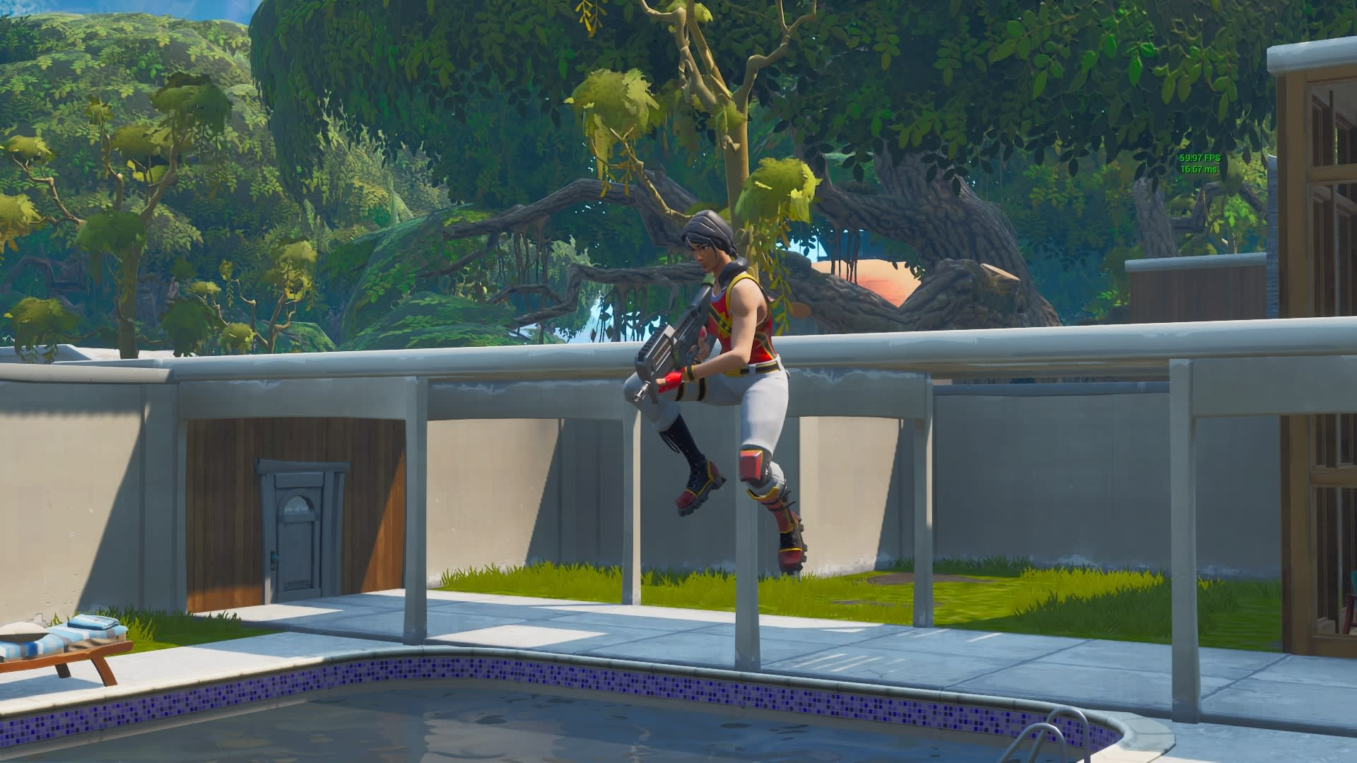 Trampoline Thing In Fortnite Become Your Fortnite Teacher By Botyec Fiverr