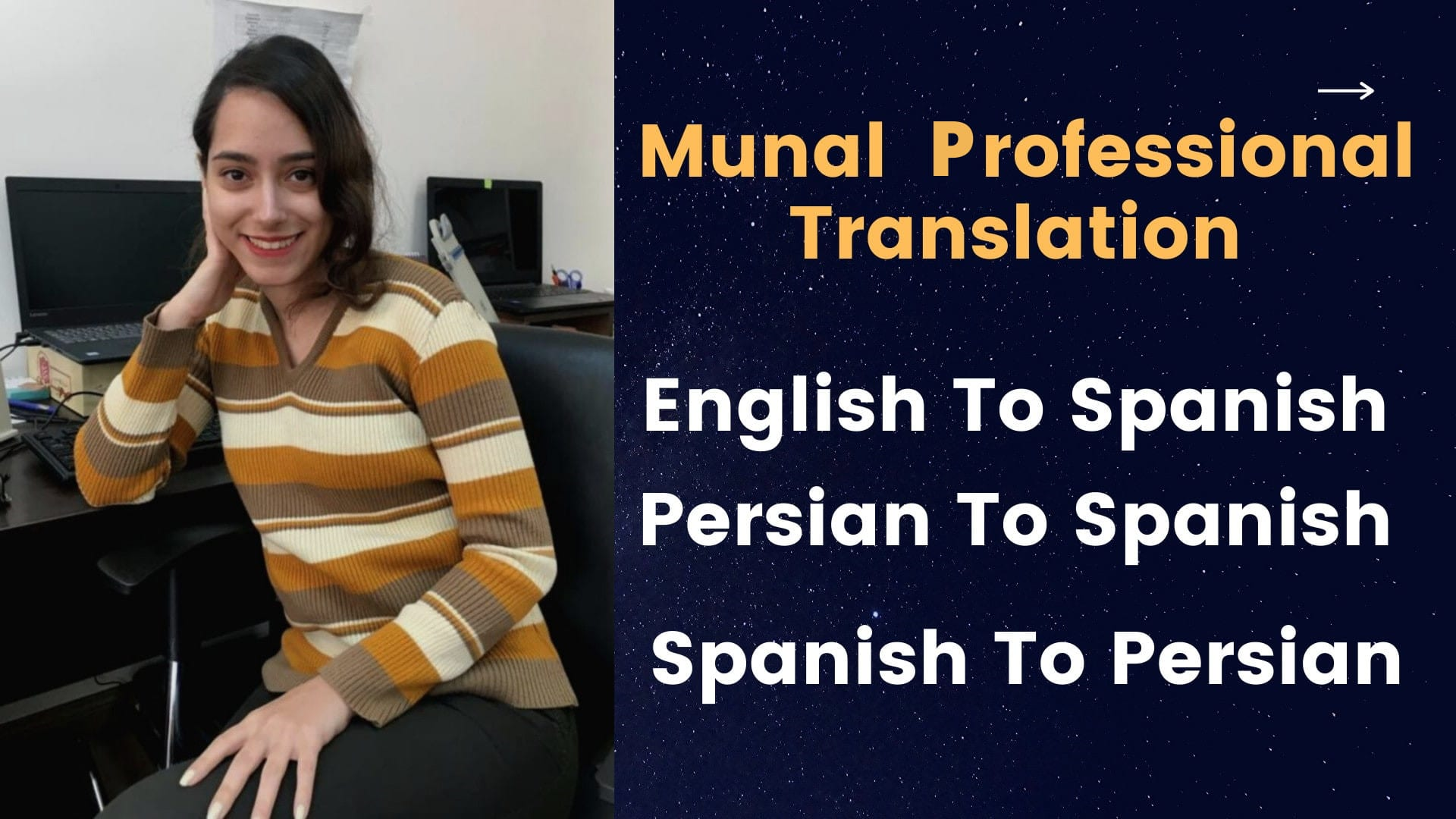 translate 1500 words from english to spanish and farsi by aida es translate 1500 words from english to
