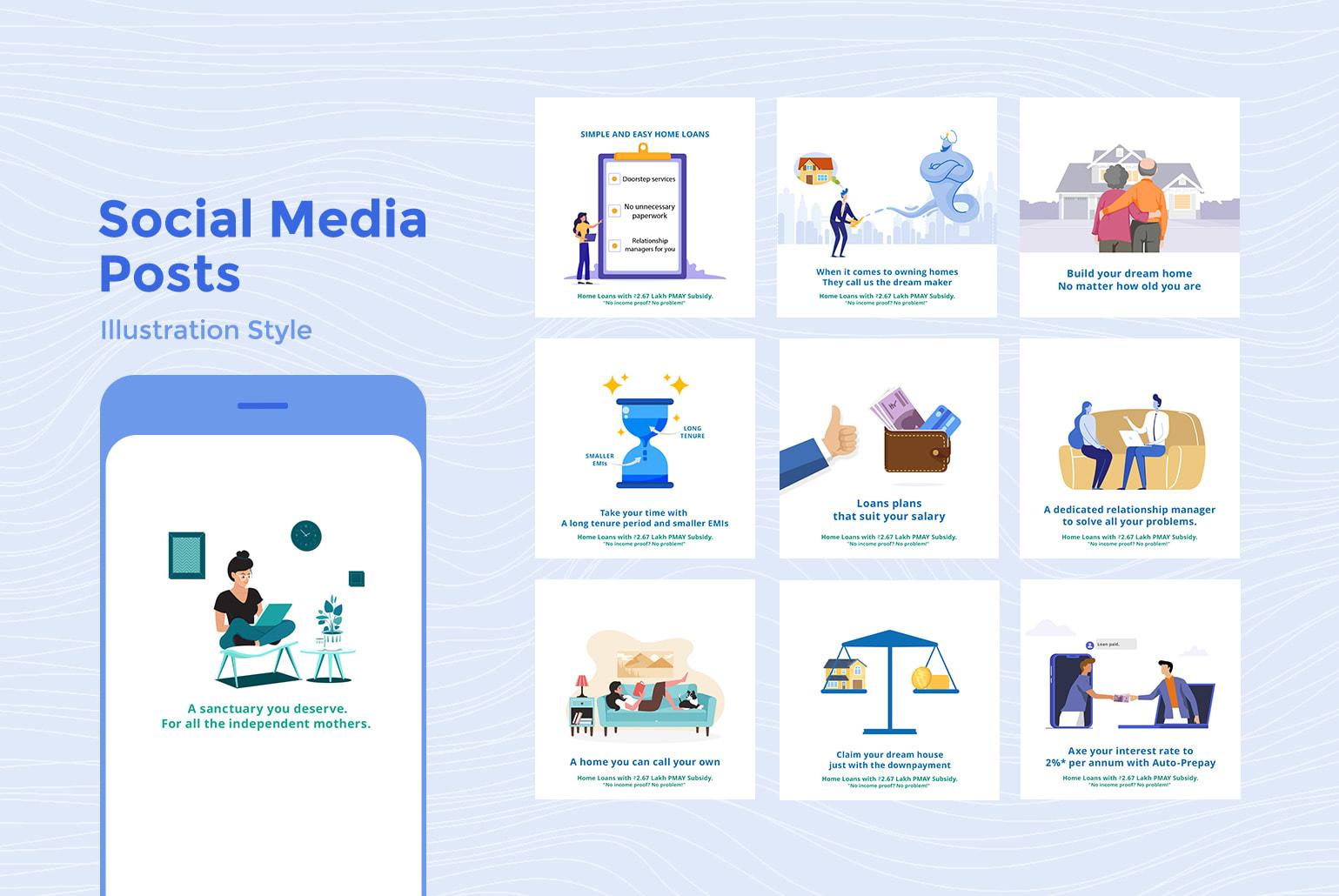 Design Professional Social Media Posts By Mayurrpandya